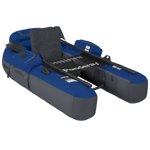 Buy Low Price Classic Accessories Ponderay Frameless Pontoon Boat (Navy/Grey, 7-Foot) (32-038-013501-00)