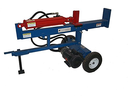 Horizontal/Vertical 16 Ton Log Splitter With A 1.5Hp Electric Motor