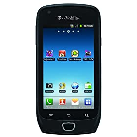 Samsung Galaxy Exhibit, Black 4GB (T-Mobile)
