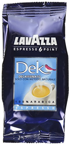 LavAzza Espresso Point Decaf Decaffeinated DEK Espresso Point Cartridges (50 capsules per case) (Lavazza Espresso Point Pods compare prices)