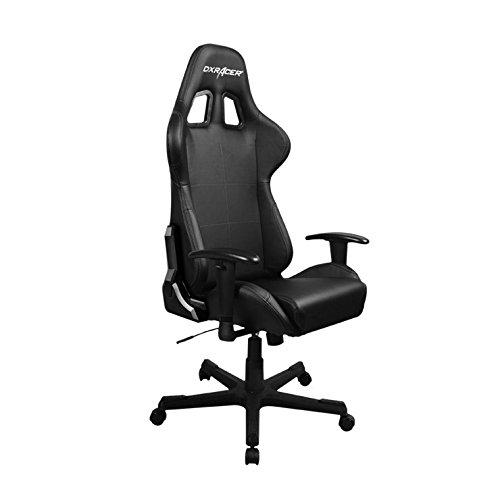 DXRacer-OHFD99N-Ergonomic-High-Quality-Computer-Chair-for-Gaming-Executive-or-Home-Office-Formula-Series-Black