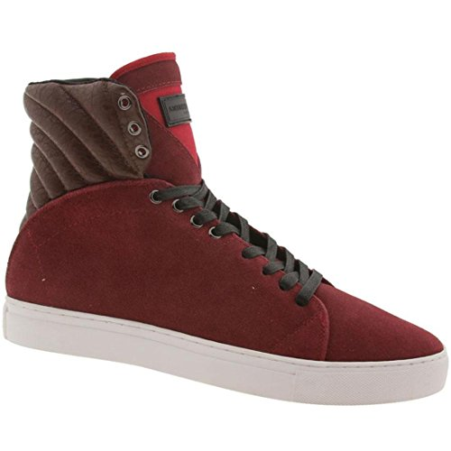 Android Homme Men's Propulsion High 2.5 (maroon)-11.0