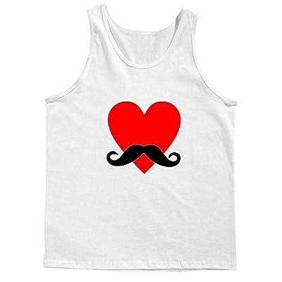 Mustache Love Tank Top
