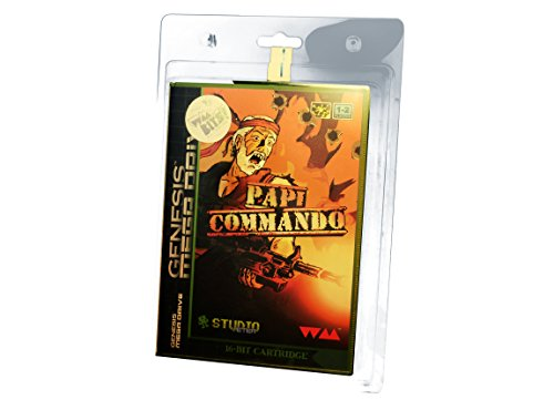 Papi Commando (Genesis Original Console compare prices)