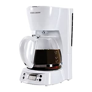 8 Cup Coffee Maker At Kohl S : Amazon.com: Black& Decker 12-cup Programmable Coffee Maker: Kitchen & Dining