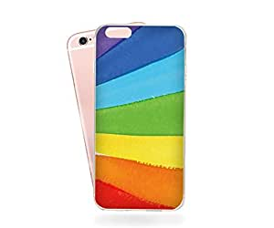 TTOTT-IPHONE 6S/6 BEST COVER CASE WITH THE PICTURE OF RAINBOW SERIES[BEST DEAL][NEW FASHION]-- RAINBOW SERIES 35