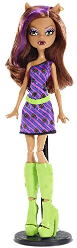 Mattel - Monster High Mostramiche - Clawdeen Bambola