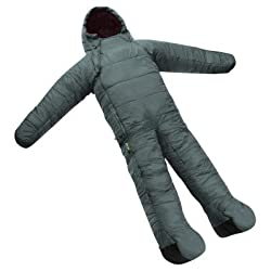 The Selkbag Sleeping Bag Suit Is Designed For Indoor Or Two Season Outdoor Wear With A Comfort Rating Down To 45 Degrees Fahrenheit