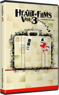 2009 Tadashi Fuse-Volume #3 By Heart Films - Snowboarding DVD - Japan's Best Boarders