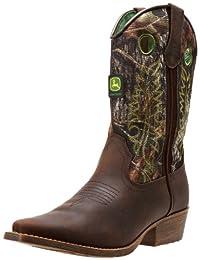 John Deere 3248 Western Boot (Little Kid/Big Kid)
