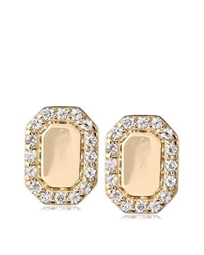 Elizabeth and James White Topaz Torrens Earrings