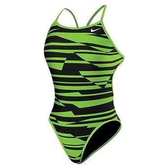 Amazon.com: Nike Swimsuits - NIKE SWIM Reversible Cut Out