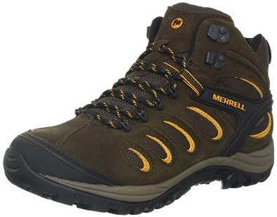 Merrell Mens Chameleon 5 Mid Vent Waterproof Hiking Boot by Merrell