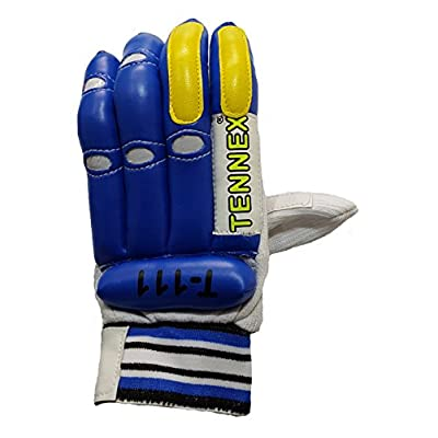 Tennex T-111 Cricket Batting Gloves Blue