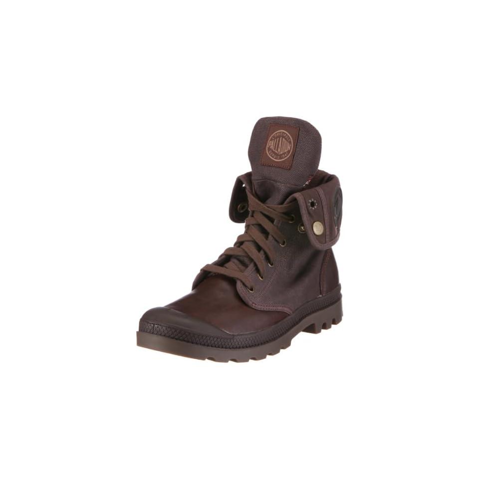 Palladium Mens Baggy II Boot, Chocolate, 7.5 M US on PopScreen