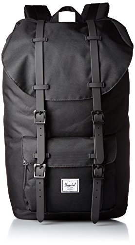 Herschel Supply Company , Zaino Casual  Unisex adulti, 13 L, Nero