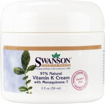 Swanson Vitamin K Cream (59ml)