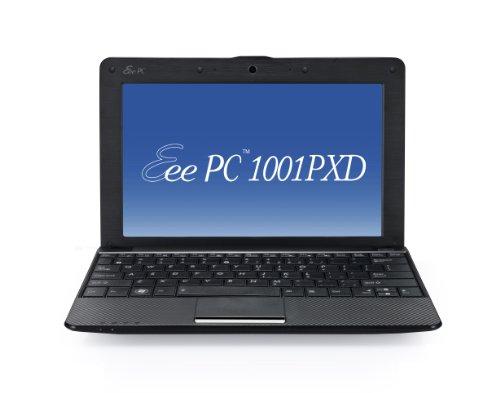 ASUS Eee PC 1001PXD-EU17-BK 10.1-Inch Netbook (Black)