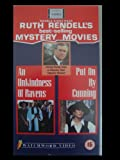 Ruth Rendell's No Crying He Makes and The Veiled One -Double Video Pack.