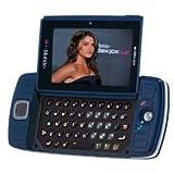 Sidekick LX PV250 Unlocked Phone with QWERTY Keyboard, 1.3MP Camera and MP3 Player - US Warranty - Midnight Blue
