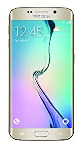 Samsung Galaxy S6 Edge, Gold Platinum 32GB (Sprint)