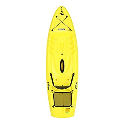 "90613 Lifetime Volt Kayak, Yellow, 101"" by Lifetime OUTDOORS"