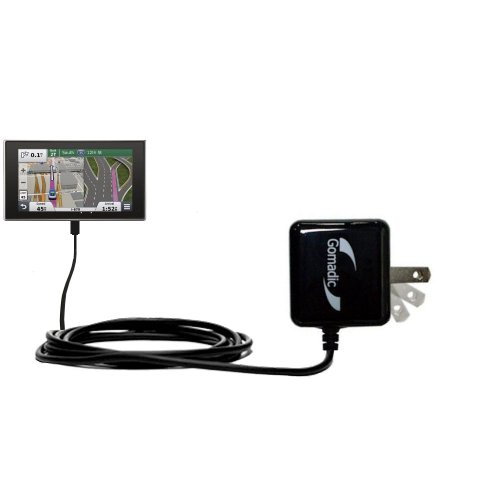 Advanced Garmin Nuvi 3597 Lmthd Rapid Wall Ac Charger - Amazingly Powerful Home Charge Design Built With Gomadic Brand Tipexchange