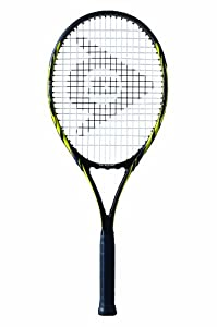 Buy Dunlop Sports Biotec 500 27-Inch Pre-Strung Tennis Racquet by Dunlop Sports