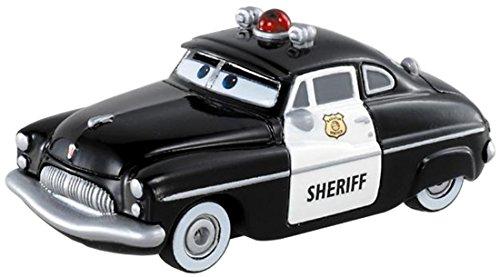 Disney Pixar Cars Tomica Sheriff C-09 - 1