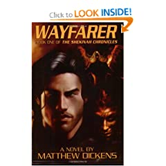 Wayfarer (Shekinah Chronicles)