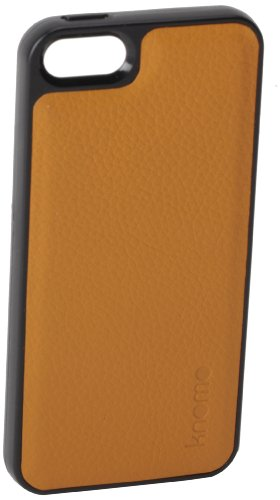 Great Price Knomo Tech 90-950 Iphone 5 Case,Bunrt Ochre,One Size