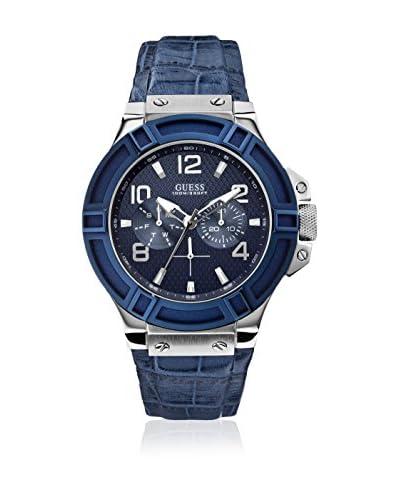 Guess Reloj de cuarzo  Azul 45  mm