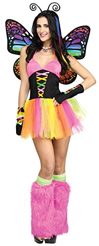 Fun World Costumes Women's Brilliant Butterfly Adult Costume