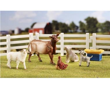 Breyer-Farmyard-Friends