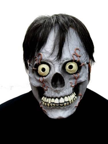 Cosplay costume / Halloween Horror horror skeleton face mask Shop (Kamen) [Made in Japan]