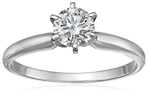 IGI-certified-Round-Solitaire-Diamond-in-14k-Gold-Engagement-Ring-34cttw-H-I-Color-I1-Clarity-Size-7