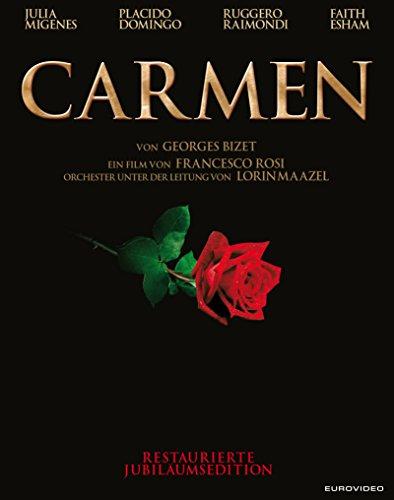 Carmen (OmU) - Ein Film von Francesco Rosi (Restaurierte Jubiläumsedition mit O-Card) [Blu-ray]