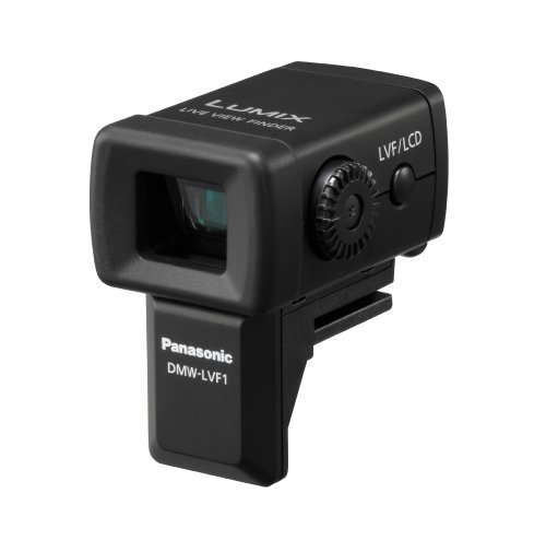 Panasonic DMW-LVF1E External Live Viewfinder for Lumix GF2, GF1 and LX5