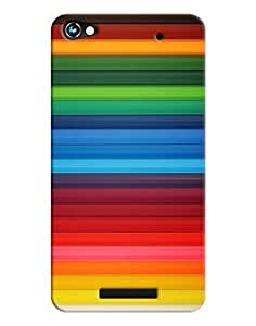 FurnishFantasy 3D Printed Designer Back Case Cover for Micromax Canvas Hue 2,Micromax Canvas Hue 2 A316