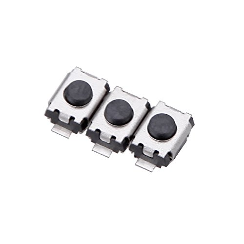 Docooler® Remote Key Case Shell Cover Fob 3 Micro Switches Buttons Press for Vauxhall Opel Omega (Micro Key Switch compare prices)