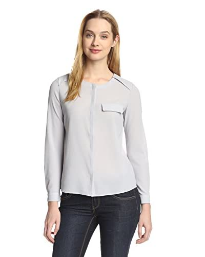 cooper & ella Women's Amy Button-Up Top
