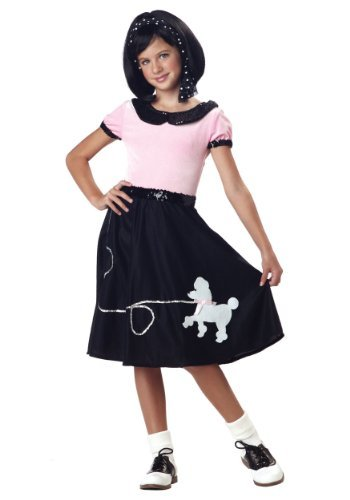 Big G (Sock Hop Girls Costumes Top)
