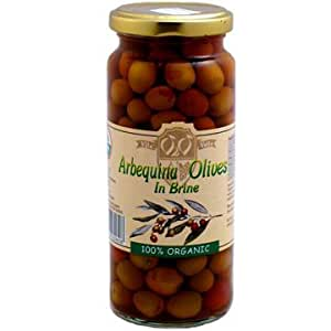 Organic spanish arbequina olives in brine 2 for Olive arbequina care