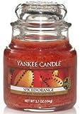 Yankee Candle Spiced Orange Housewarmer Jar Candle