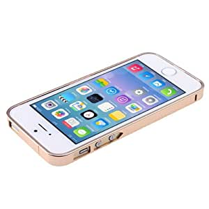Eclipse Metal Case Champange Golden For iPhone 5/5S