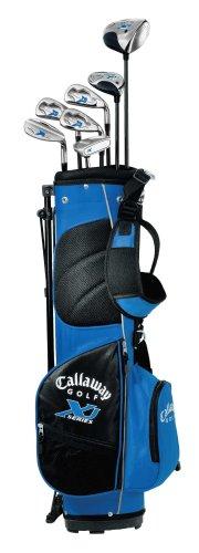 Callaway XJ Junior 8-Piece Boy's Golf Club Set (9-12 Years Old, Left Hand)