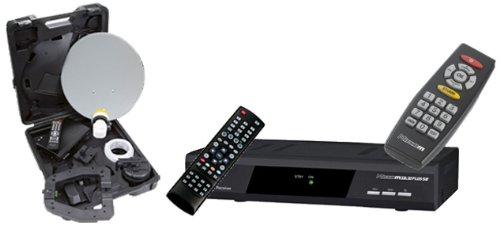 micro cs40 sd50 easyfind digitale camping satellitenanlage. Black Bedroom Furniture Sets. Home Design Ideas