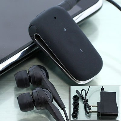 Bluetooth Stereo Headset Clipper