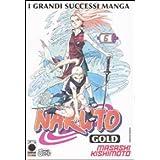 Naruto gold deluxe: 6di Masashi Kishimoto