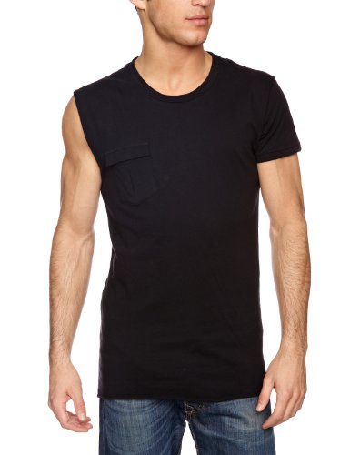 Popissue Get High Men's T-Shirt Black Medium